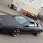 Mappning motoroptimering effektmätning dyno bänkning Rototest Lotus Esprit V8