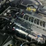 Mappning motoroptimering effektmätning dyno bänkning Rototest Dodge Viper RT-10