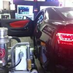 Mappning motoroptimering effektmätning dyno bänkning Rototest Chevrolet Camaro SS