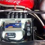 Mappning motoroptimering effektmätning dyno bänkning Rototest Dodge Ram SRT-10 XL Bygg