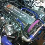 Mappning motoroptimering effektmätning dyno bänkning Rototest Toyota Supra MK4 2JZ-GTE