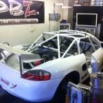 Mappning motoroptimering effektmätning dyno bänkning Rototest Porsche Boxter SLC