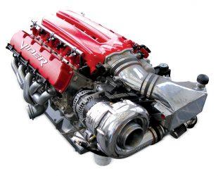Viper kompressor kompressorkit Vortech kompressorkonvertering